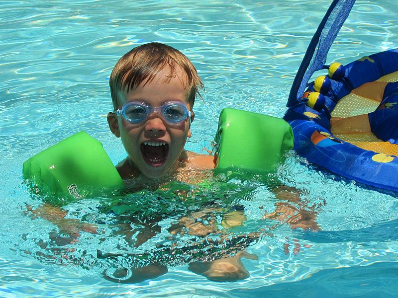 intex piscine enfant