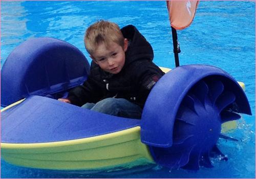 piscine gonflable avec jeux